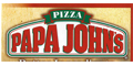 Papa John's Pizza menu and coupons