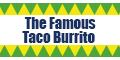 The Famous Taco Burrito Menu