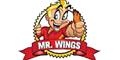Mr. Wings Menu