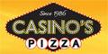 Casino's Pizza Menu