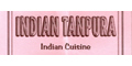 Indian Tanpura Menu