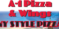 A1 Pizza & Wings menu and coupons