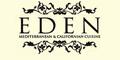 Eden Garden Bar & Grill Menu