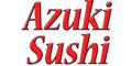 Azuki Sushi and Chinese Menu