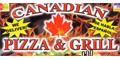 Canadian Pizza menu and coupons