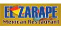 El Zarape Menu