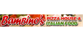 Bambino's Pizza House  Menu