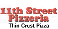 11th Street Pizzeria menu and coupons