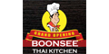 Boonsee Thai Kitchen Menu