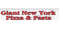 Giant New York Pizza menu and coupons