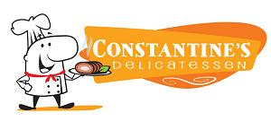 Constantine's Delicatessen Menu