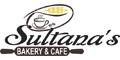 Sultana's Bakery & Cafe Menu