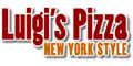 Luigi's New York Style Pizza Menu
