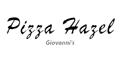 Pizza Hazel Menu