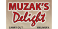 Muzak's menu and coupons