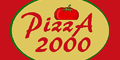 Pizza 2000 Menu