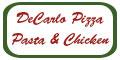 DeCarlo Pizza Pasta & Chicken Menu