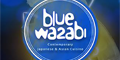 Blue Wazabi Menu