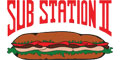Sub Station II menu and coupons