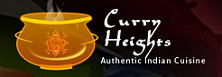 Curry Heights menu and coupons