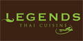 Legends Thai Cuisine Menu