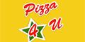 Pizza 4 U Menu