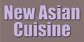 New Asian Cuisine  Menu