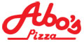 Abo's Pizza Menu