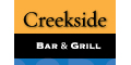 Creekside Bar and Grill menu and coupons