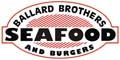 Ballard Brothers Seafood and Burgers Menu