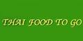 Thai Food to Go Menu