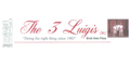 The 3 Luigis Brick Oven Pizza menu and coupons