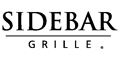 Sidebar Grille menu and coupons