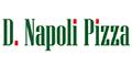 D. Napoli Pizza Menu