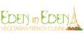 Eden In Eden French Cafe Menu