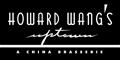 Howard Wang's Uptown Menu