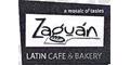 Zaguan Latin Cafe & Bakery Menu