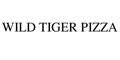 Wild Tiger Pizza Menu