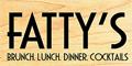 Fatty's Cafe Menu