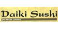 Daiki Sushi Menu