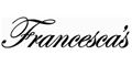 Francesca's al Lago menu and coupons