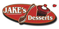 Jake's Desserts Menu