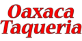 Oaxaca Taqueria Menu