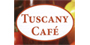 Tuscany Cafe menu and coupons