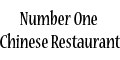 Number One Chinese Restaurant menu and coupons