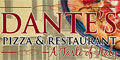 Dante's Pizza & Restaurant menu and coupons