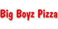 Big Boyz Pizza Menu
