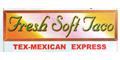 Fresh Soft Taco Menu