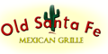 Old Santa Fe Mexican Grille & Bar Menu