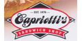Capriotti's menu and coupons
